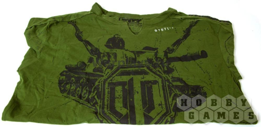 Купить футболку world of tanks